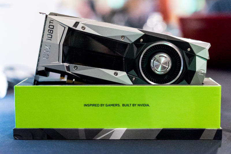 """Nvidia GTX 1080 Ti launches for $699 """"next week"""""""