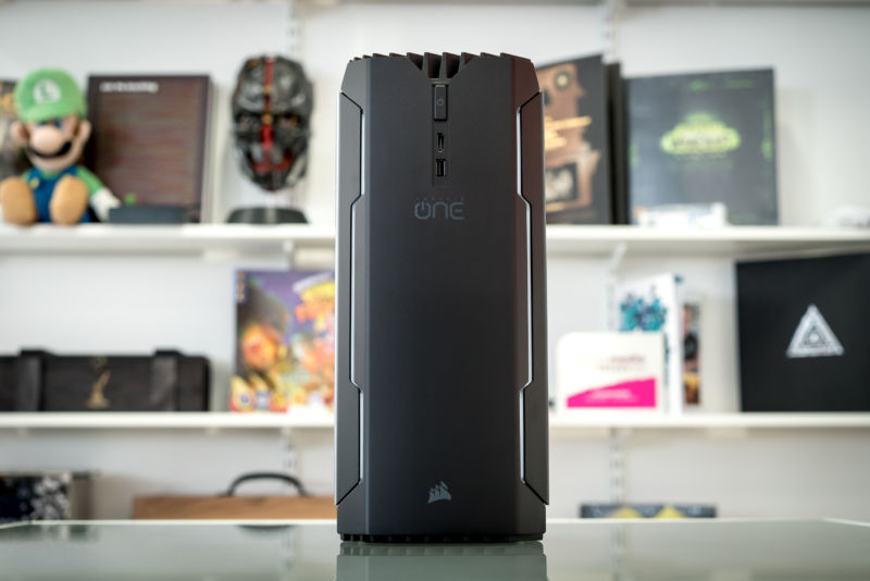 Corsair One review: The best small form factor PC we've ever tested