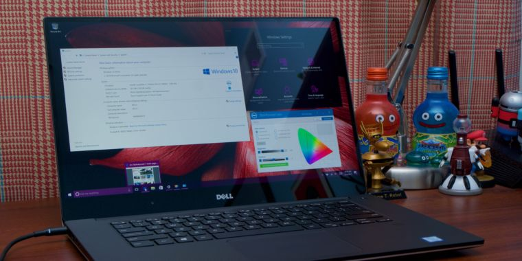 Dell's New XPS 15 Isn't the Best at Everything, but It's not Bad at Anything
