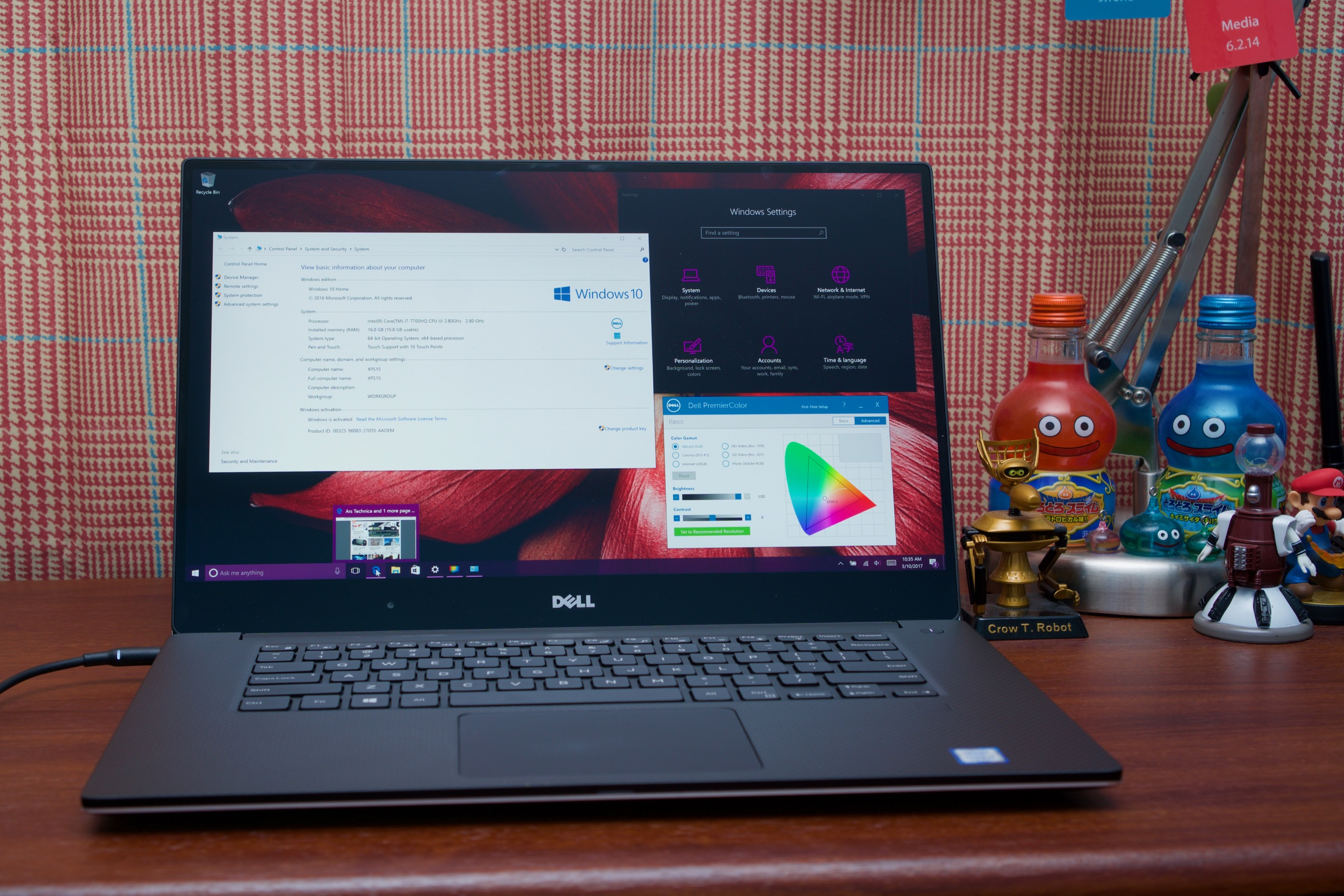 Review: Better GPU and 4K screen make the XPS 15 a MacBook Pro for