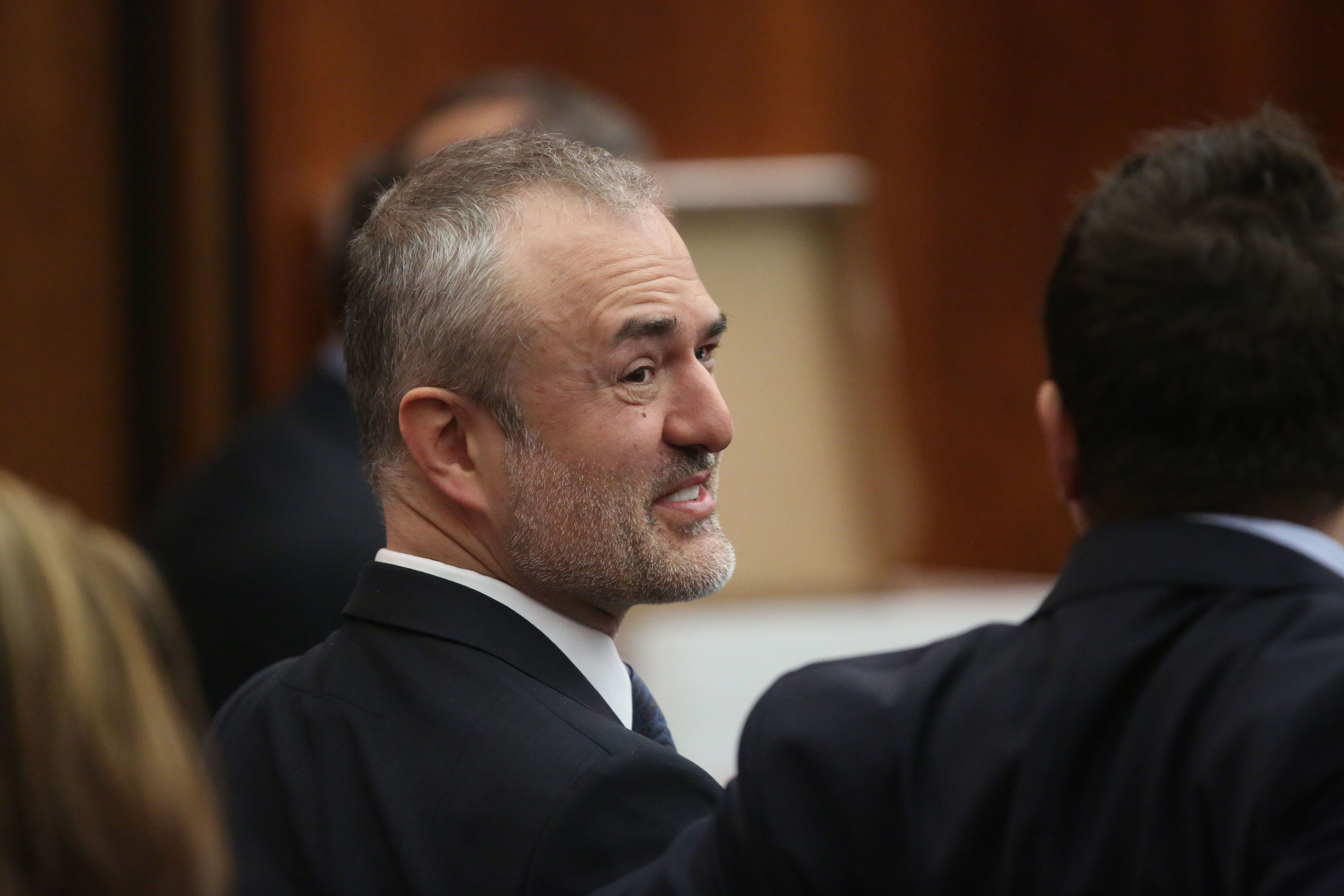 Nick Denton during the Hogan trial against Gawker Media in March 2016.