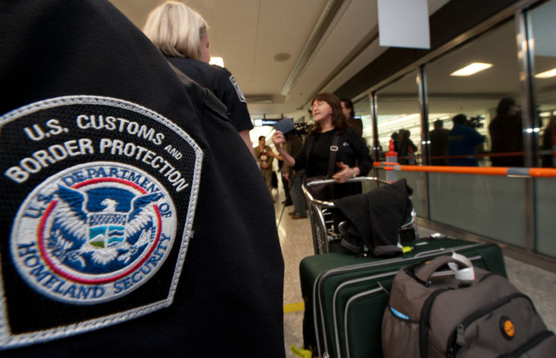There were more device searches at US border last month than all of 2015