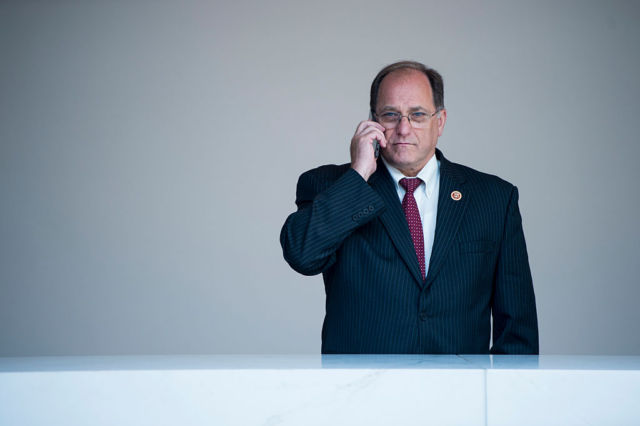 Rep. Michael Capuano (D-Mass.) was one of the most vocal opponents of the privacy bill voted on today in Congress.