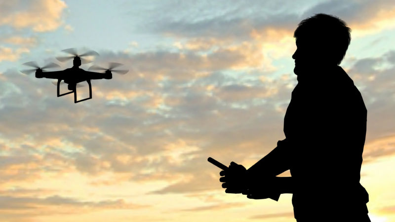 Oklahoma state bill would let property owners shoot down drones