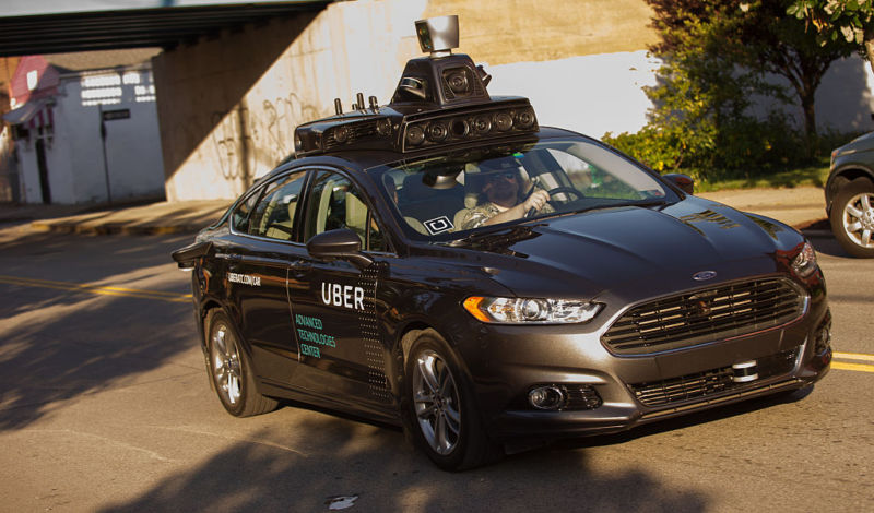 Uber Reverses Course And Now Plans To Get California Automated Car Permit