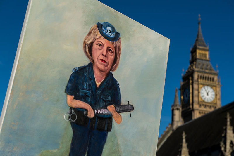 Theresa May's Article 50 gamble—a backwards step for national security?