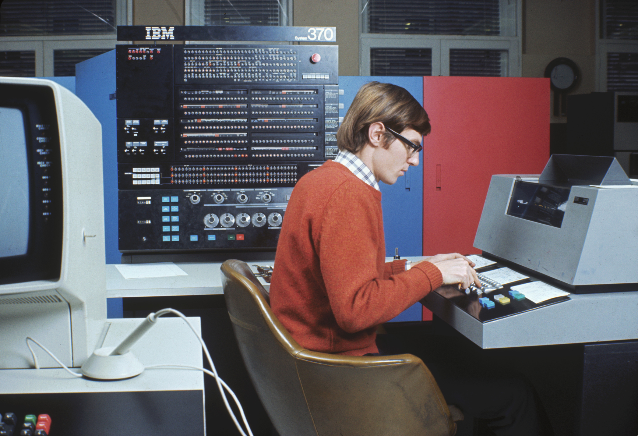 These guidelines are up to date like this IBM System/370 mainframe computer.