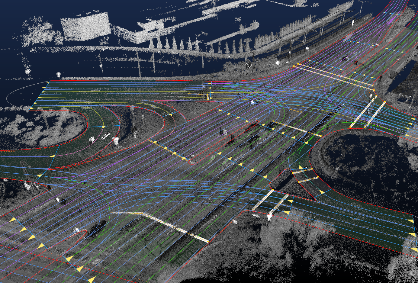 The Most Detailed Maps Of The World Will Be For Cars Not