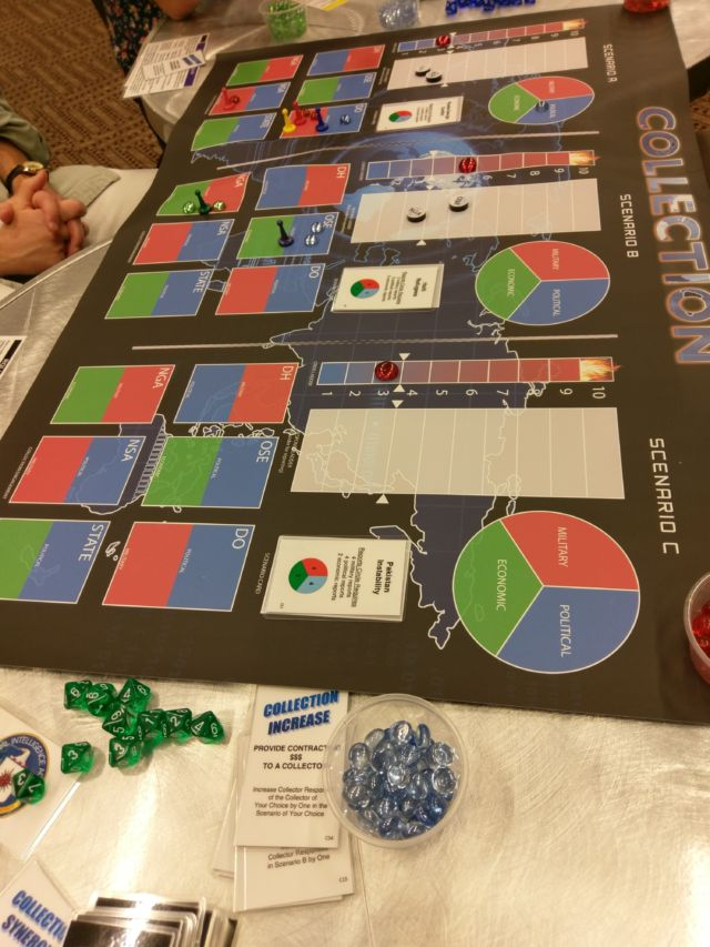The Cia Uses Board Games To Train Officers And I Got To Play Them Ars Technica