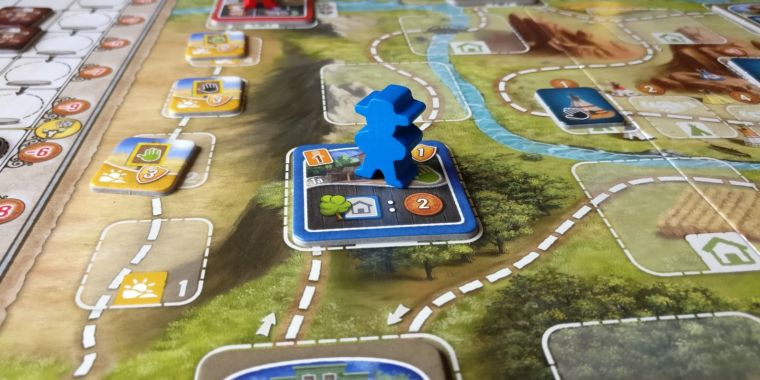 Great Western Trail review: A brilliant strategy game about cattle caravans | Ars Technica image