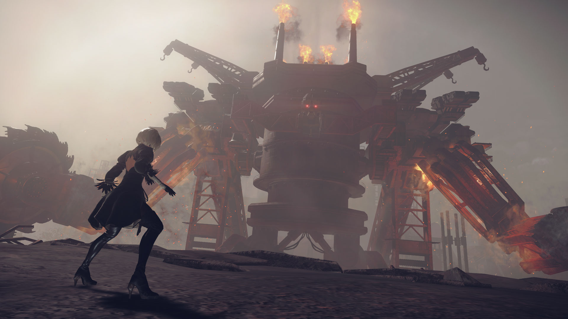 Image result for A NieR: Automata