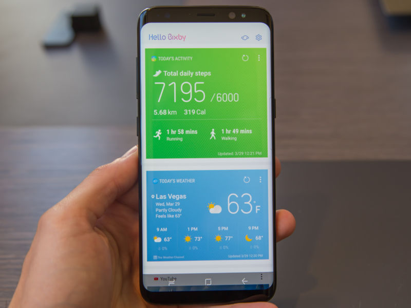 Samsung finally lets Galaxy users disable the Bixby button—to an extent