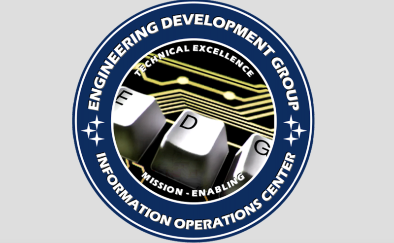The logo of the CIA's Engineering Development Group (EDG), the home of the spy agency's malware and espionage tool developers.