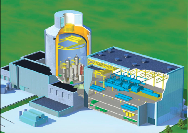 Illustration of the AP1000 reactor from Westinghouse bankruptcy filing.