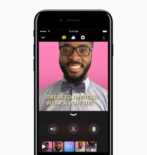 Clips is the Apple-made video sharing app that's not a social media network