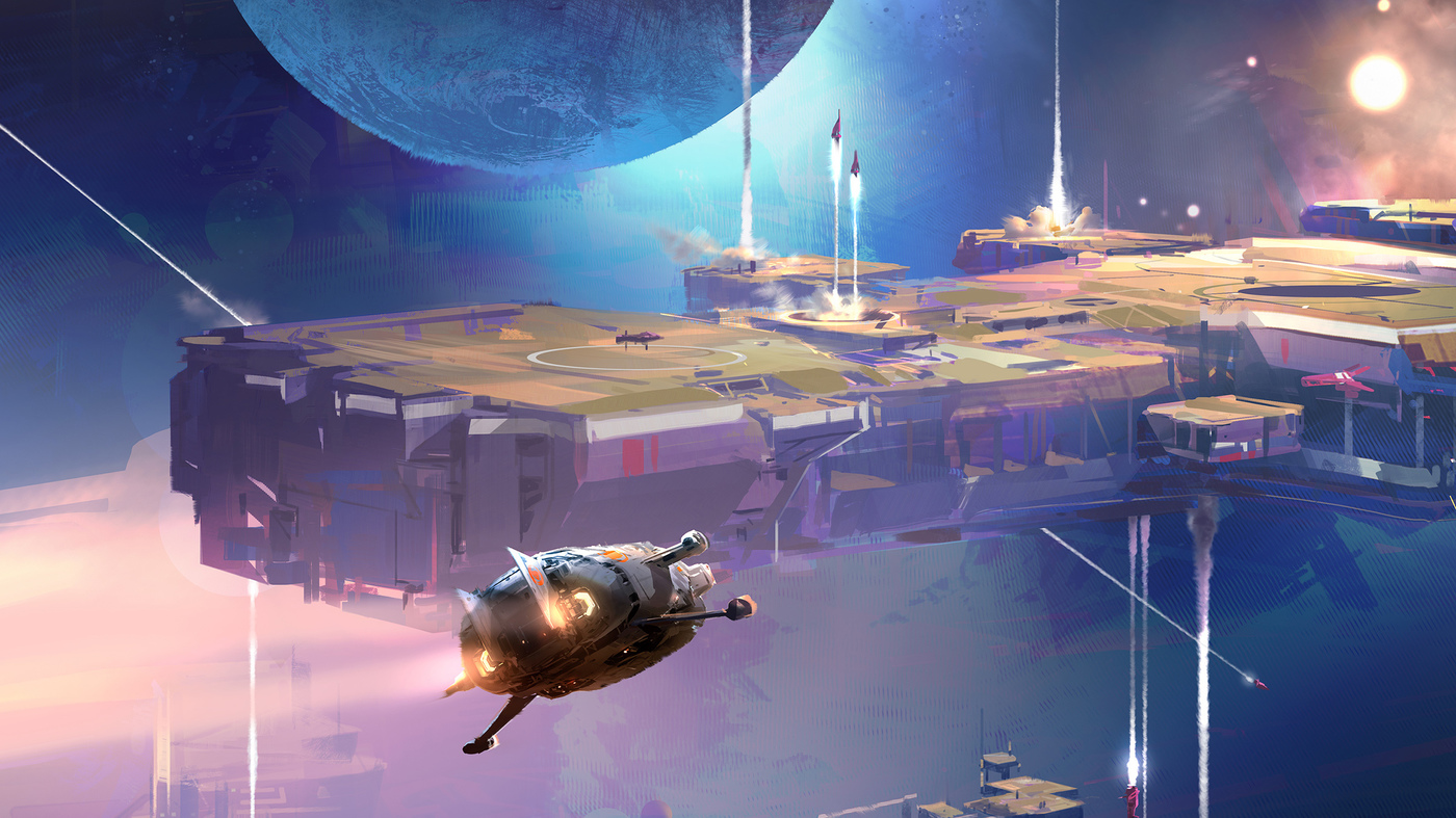 <em>The Collapsing Empire</em>, by John Scalzi