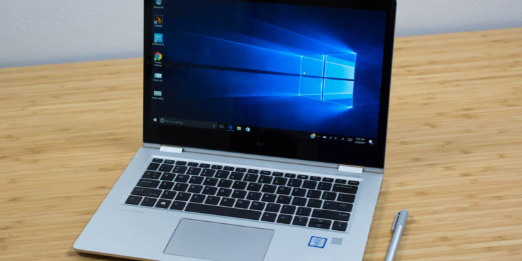 HP Elitebook x360 review: A work laptop you'll like using at