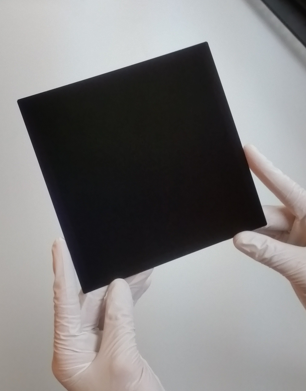 A solar cell with 26.3 percent efficiency.