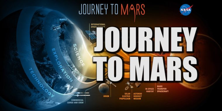 photo image NASA has essentially stopped tweeting about the #JourneyToMars