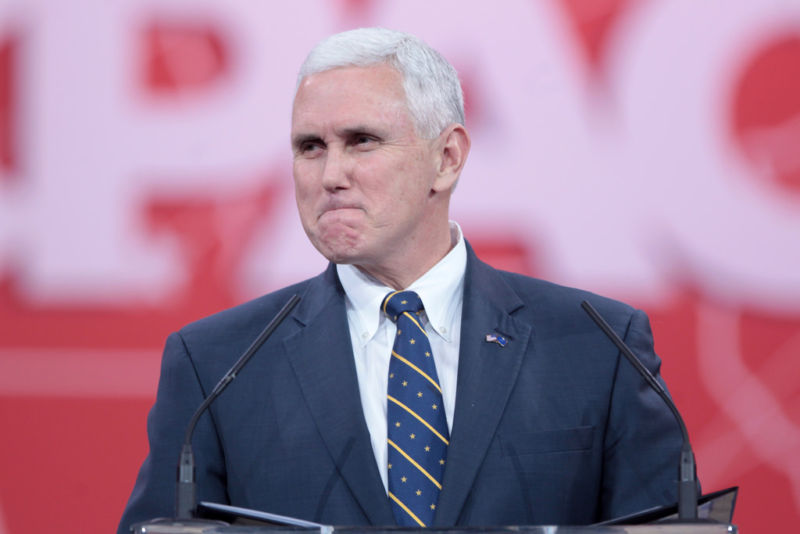 Mike Pence used an AOL e-mail account for state business and it got hacked