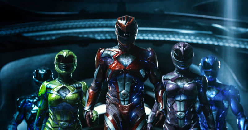 Power Rangers film would've been better as a CW series