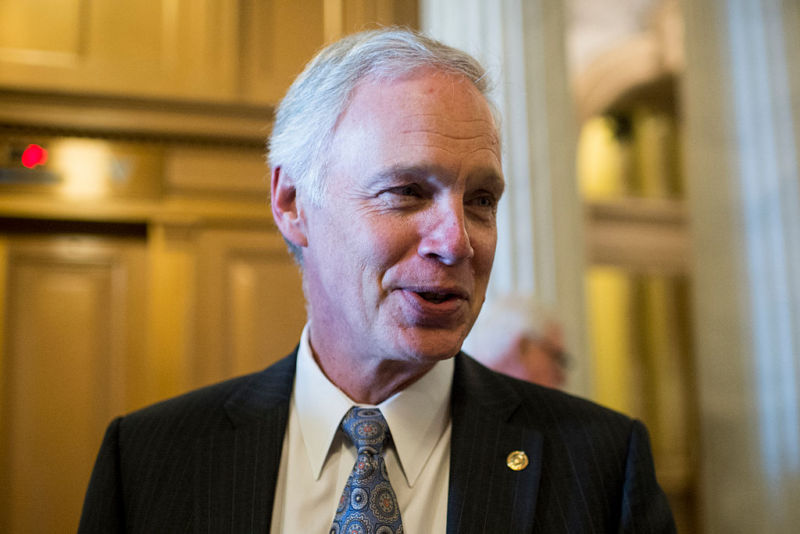 Sen. Ron Johnson (R-Wisc.).