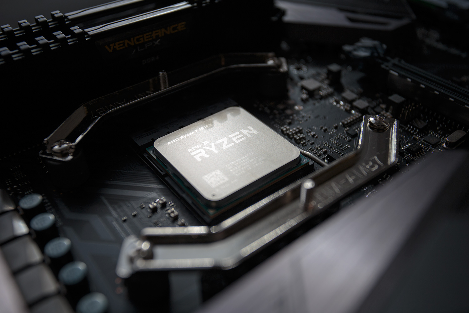 AMD Ryzen 7 1800X still behind Intel, but it's great for the