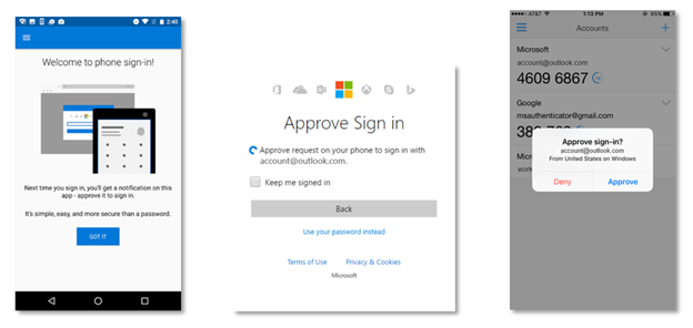 Microsoft turns two-factor authentication into one-factor by ditching password