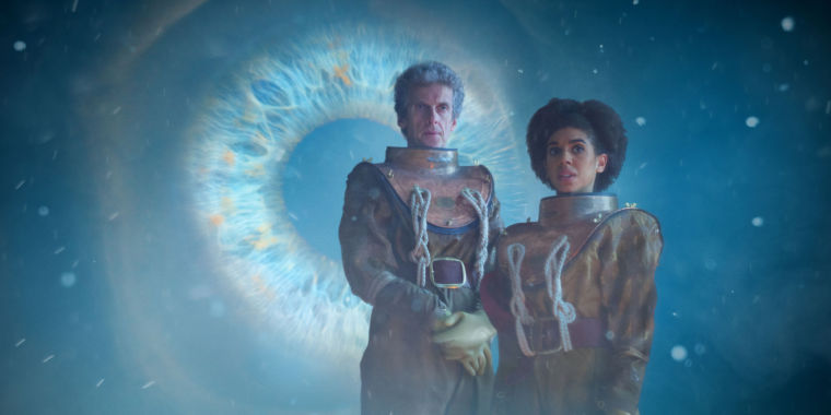Doctor Who: Thin Ice review
