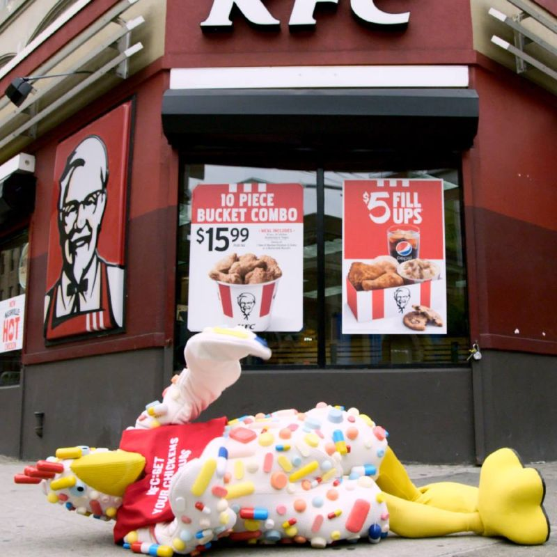KFC chicken will no longer be antibiotic lickin' good
