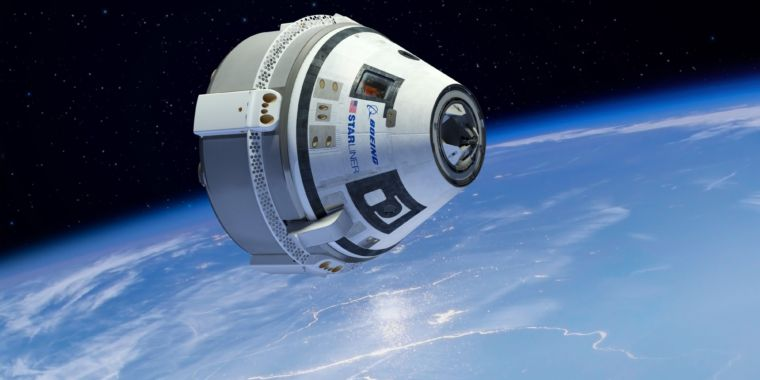 photo image Internally, NASA believes Boeing ahead of SpaceX in commercial crew