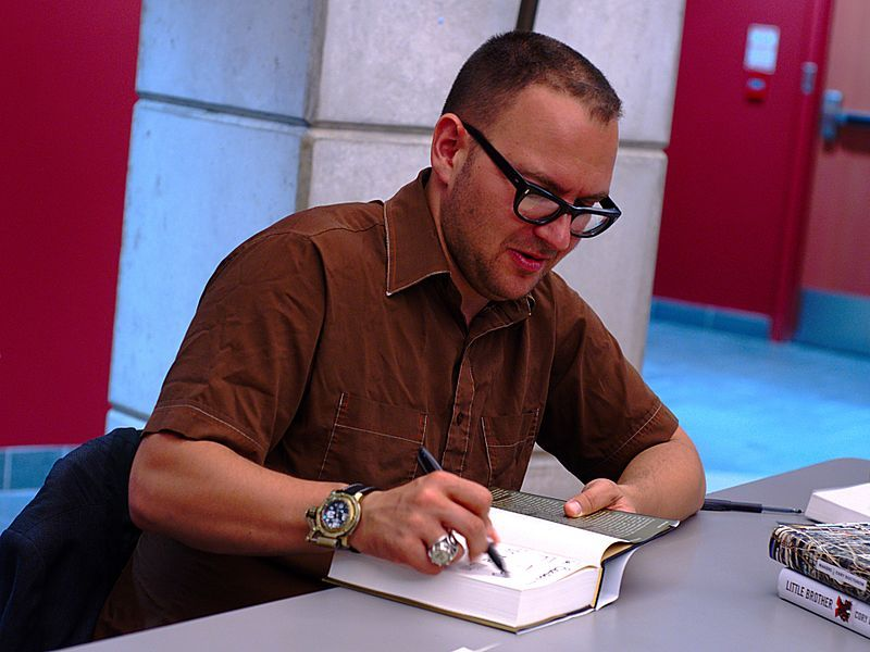 An interview with Cory Doctorow on beating death, post-scarcity, and everything