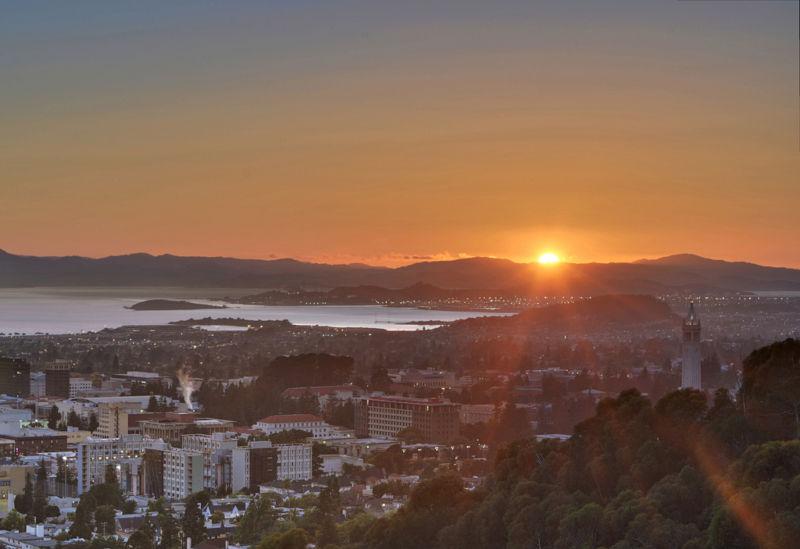 Berkeley, California, as seen in June 2013.