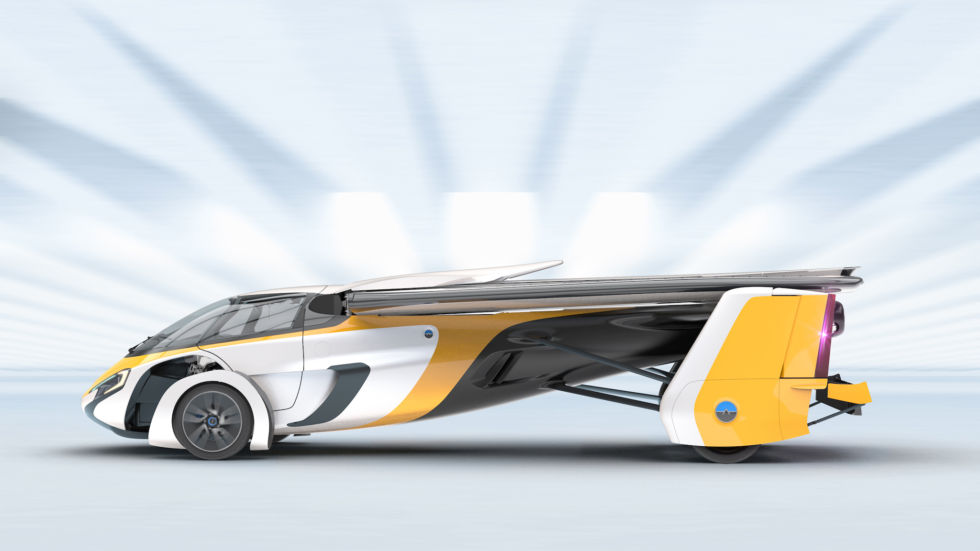The company plans to build 500 of the Version 4.0 Flying Car, which goes into production in 2020.