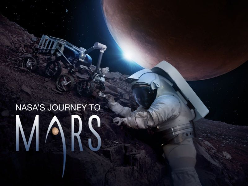 The Journey to Mars has a price tag, and it will give ...