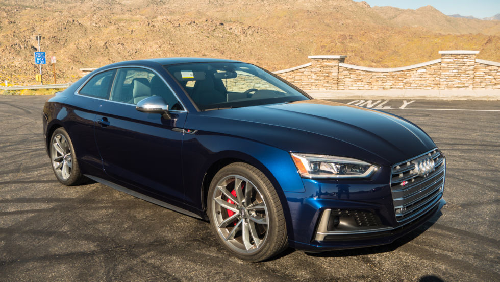 The old S5 was one of Audi's best-looking models. Will people warm to the new one as much?