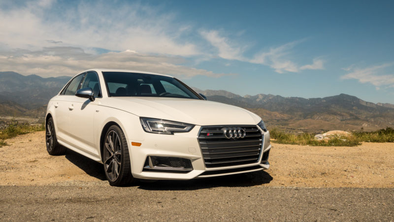 Revenge of the Nerds: The all-new 2018 Audi S4 and S5