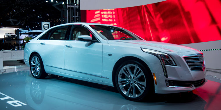 Cadillac Super Cruises to the front with the most advanced semi-autonomous car on the market