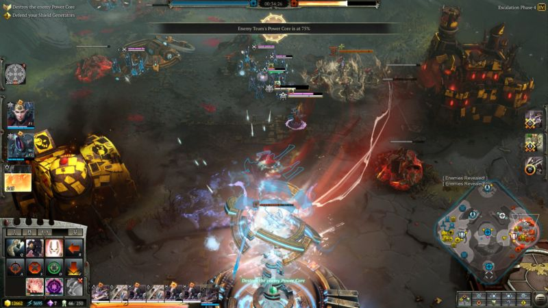 Warhammer 40k Dawn Of War 3 Review Twilight Struggle Ars Technica