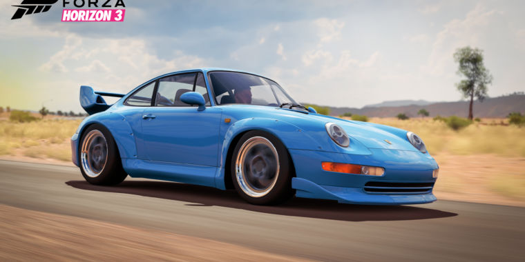 Porsches to appear in Forza for the next six years in new partnership