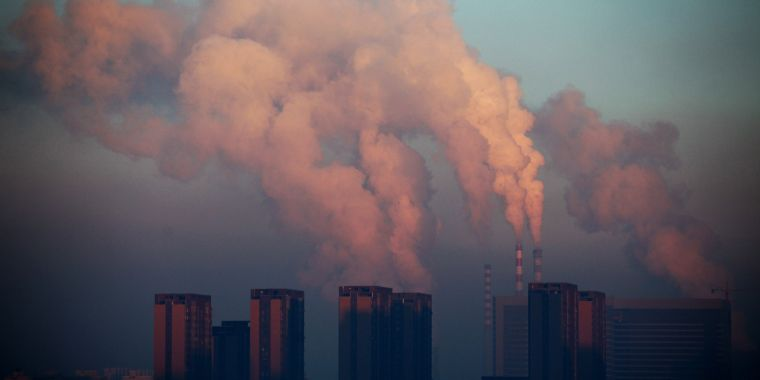 China's carbon pollution now surpasses all developed countries combined