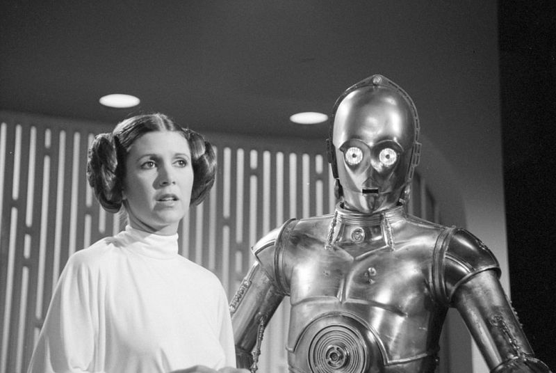 Carrie Fisher will be in Star Wars: Episode 9 without CGI