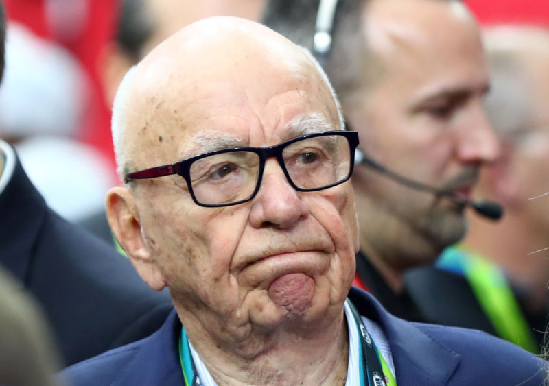 Murdoch's multi-billion pound Sky/Fox merger bid gets thumbs up from EU
