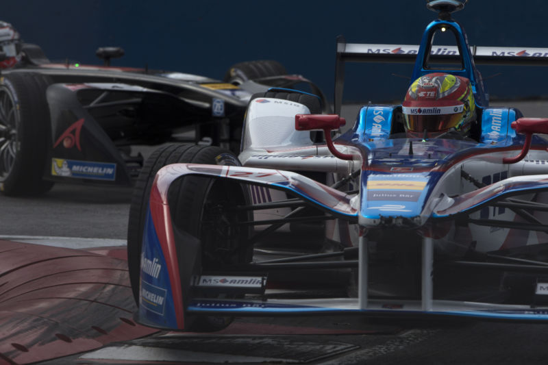 Inside Formula E's push for ever-better electric motors with Andretti and TE Connectivity