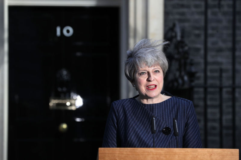 MPs back May's snap election, sending Brits to the polls on June 8