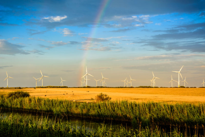 Renewables won't drive up cost of electricity from fossil fuel plants