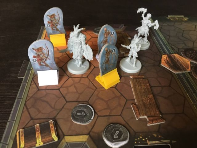 <em>Gloomhaven</em> is a massive game for the most hardcore of board game players, but it's also a hell of a lot of fun—and it doesn't go on sale very often.