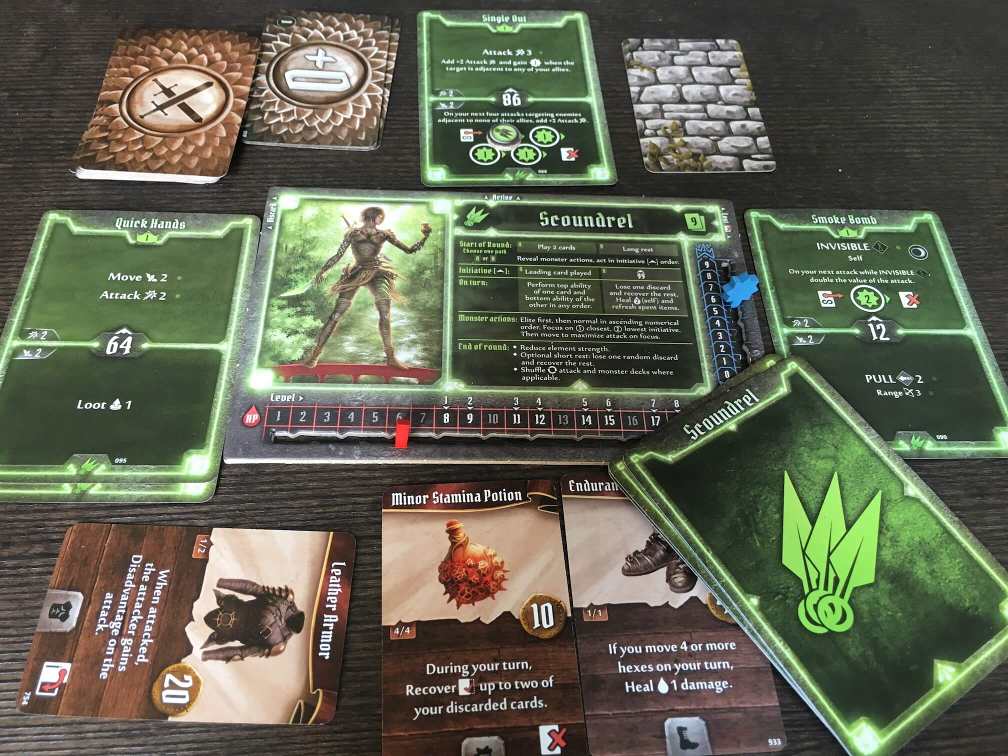Gloomhaven Review 2017 S Biggest Board Game Is