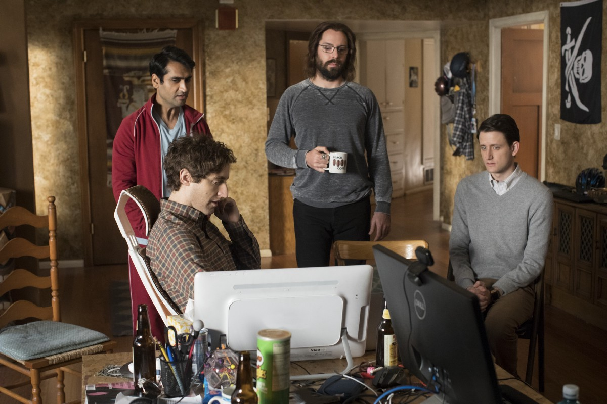 The team seems to be splitting up, again, as <em>Silicon Valley</em>'s 4th season begins.