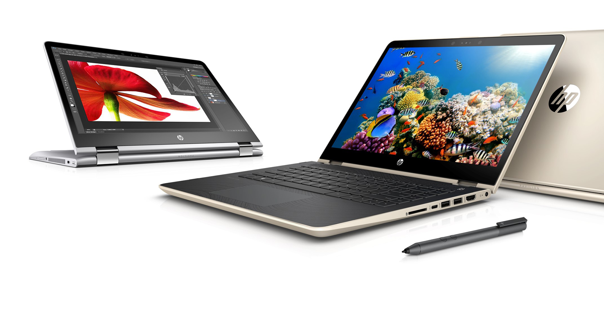 Hp Keeps New Pavilion Laptop Prices Low While Adding Ir Cameras Pen Support Ars Technica